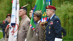 Minuta ticha za oběti: Na konec druhé světové války se vzpomínalo i na Klárově