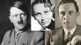Lída Baarová: Hitler mě chtěl, ale sex jsem měla s Goebbelsem