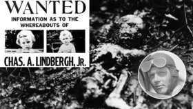 Nejznámější světový únos: Dítě známého letce omylem zabil, přesto požadoval výkupné