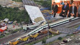 Železniční neštěstí ve Studénce: Bylo tam něco jiného, říkají znalci. Rozsudek až v září