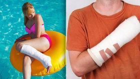 Na dovolené si dávejte pozor a předem se pojistěte: Jak se nechat ošetřit v zahraničí?