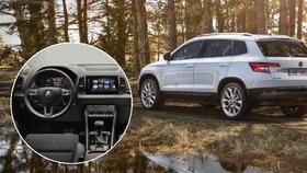 Škoda představila ve Stockholmu nové auto: Karoq je nejpokrokovější vůz firmy