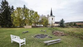 Ferdinandovy zahrady: Proměna zahrady pro nadační fond