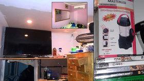 Za mřížemi luxusní věznice: Vraždící gangsteři měli obří TV, videohry i místnost pro sex