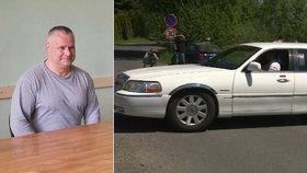 Čekání na Kajínkovo propuštění: Co dělala před věznicí limuzína?