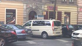 Střelba v Karlíně: Spáchal muž sebevraždu?