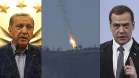 Rusové a Turci zrušili vzájemné sankce. Usmířili se po sestřelení ruského bombardéru