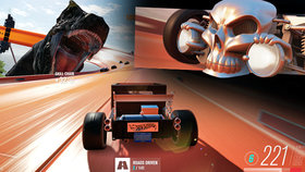 Angličáky, loopingy a dinosauři: Přídavek Forza Horizon 3: Hot Wheels vás vrátí do dětství
