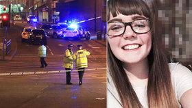 První známá oběť teroru v Manchesteru: Gigi (†18) zemřela v nemocnici