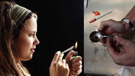 """Anna (18) je zase na drogách. Zabíjejí desítky Čechů ročně, """"frčí"""" pervitin"""