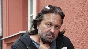 Jiří Pomeje bojující s rakovinou hrtanu: Nevím, jestli neumřu, zvracím krev