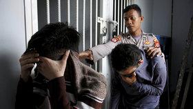 Indonésie chce potírat homosexualitu. Speciální jednotkou proti gayům
