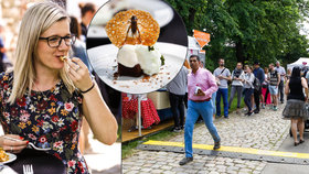 Na Vyšehradě začal Prague Food Festival: Dáte si saranče nebo šnečí kaviár?