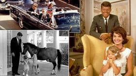 Muž, jemuž ležel svět u nohou! Před 100 lety se narodil John Kennedy (†46)