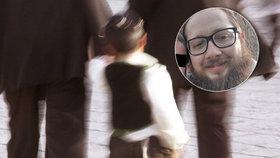 Válka o syna (7) v židovské rodině: Rabín to schytal z nejvyšších kruhů