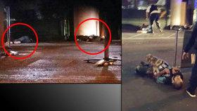 Útočníci z Londýna měli jen falešné vesty s výbušninami: Proč riskovali okamžité zneškodnění?