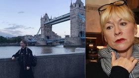 Herečka Dana Batulková: Strach o dceru, která žije v zahraničí