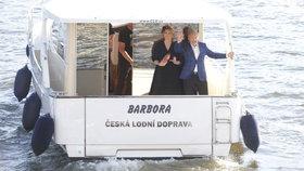 Životní výstava ve stínu kamarádovy smrti: Gott na ni přijel lodí!