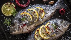 Čerstvé ryby na grilu: Jak je správně vybrat a dokonale připravit