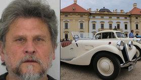 Miroslav G. (63) je stále nezvěstný, na veterány do Slavkova letos nejezděte!