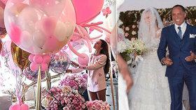 Modelka (27) si vzala egyptského miliardáře (63): Na první výročí svatby ji opustil!