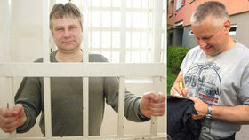 Odsouzený vrah Kajínek se chlubí po propuštění: Už mám práci!