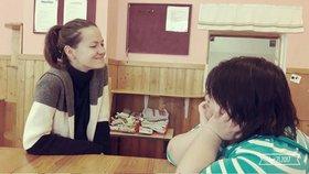 """Eliška je asistentkou mentálně postižených. """"Pokud je litujete, nevydržíte,"""" říká"""