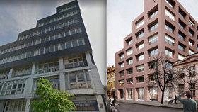 Přestavba radnice v Holešovicích může brzy začít: Praha 7 vypsala tendr