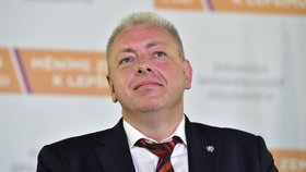 """ANO nabídlo ČSSD vedení výboru. Chovanec: """"Pro mě to není alfa a omega"""""""