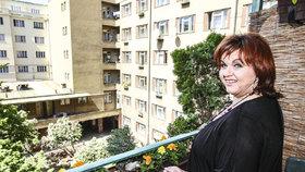 Zpěvačka Hana Křížková: V Holešovicích mám vše na dosah - práci, nákupy i přírodu