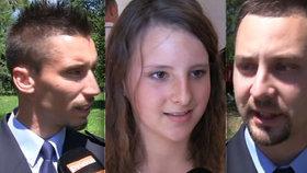 Policisté na Českolipsku zachránili život Terezce (12): Do záchranky by nepřežila