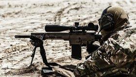Sniper z Kanady pokořil rekord. Islamistu zastřelil trefou z 3,5 kilometru