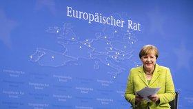 Merkelová: Islámský terorismus je pro nás výzva. Ale nebude tu věčně