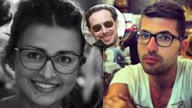 Expřítel pozval těhotnou Anastázii na večeři: Pak ji i jejího partnera brutálně zavraždil