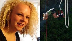Vera (†17) zemřela při bungee jumpingu, protože její instruktor neuměl dobře cizí jazyk