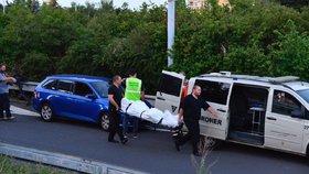 Hrůzný nález u Kongresového centra: Při sekání trávy našli tělo v rozkladu