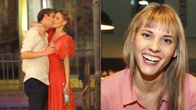 Konec zapírání: Vaculíková z Ulice randí s mladším hereckým kolegou