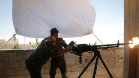 ISIS se stáhl z Halabu. Zuřivě teď bojuje o svou baštu v Rakká