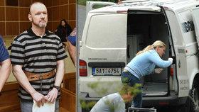 Loupež století u Slavkova: Expolicista půjde do vězení na 20 let