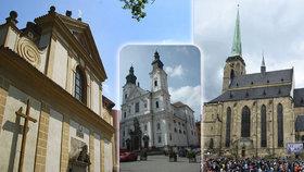 Plzeňský kraj obdaroval církev: Tři významné kulturní památky dostaly tři miliony