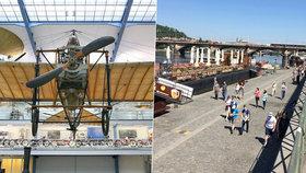 Jak si užít svátky v Praze: Na lodi, v muzeu se slevou i na cyklojízdě
