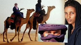 Islám naruby: V muslimském kmeni o sexu rozhodují ženy a obličej si halí muži