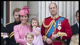 Radostná zpráva: Princ William a vévodkyně Kate čekají třetí miminko!