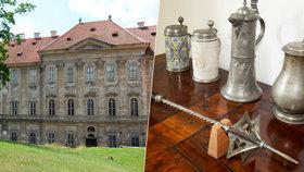 Žižkův palcát je zpět v klášteře: Po 232 letech!