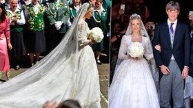 Holka z Prahy si vzala prince, ale... Otec ji synovi neschvaluje!