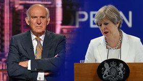 Brexit možná nikdy nenastane, překvapil britský exministr. Kvůli zchudnutí