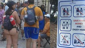 Pokuta za plavky v Chorvatsku skoro 16 tisíc! Pozor na nové zákazy v dovolenkovém ráji