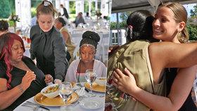 Nevěsta kvapně zrušila svatbu. Na hostinu za statisíce sezvala bezdomovce
