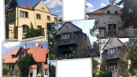Malebná architektura Prahy 10: Vilová čtvrť ve Strašnicích má už 115 let