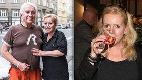 Hana Krampolová čelí svým závislostem: Našla si cvokařku!